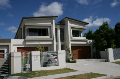 Brisbane building designer the most innovative building for Duplex project