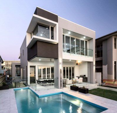 Exterior Building Design brisbane building designer | architectural designer brisbane | the